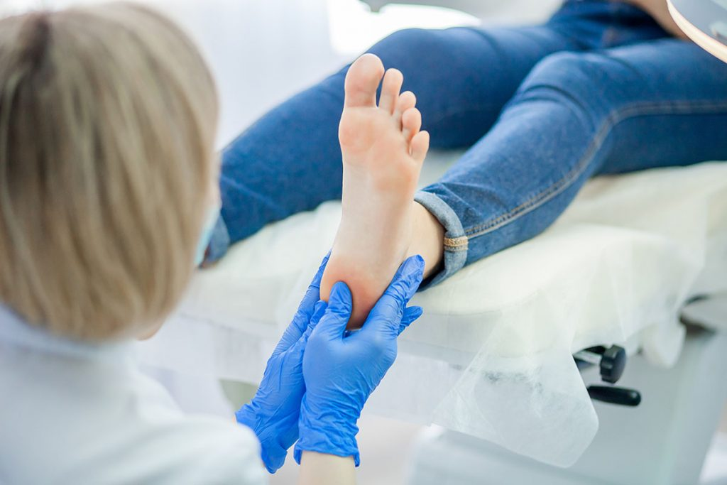 Foot care services at aurora newmarket foot clinic & orthotics